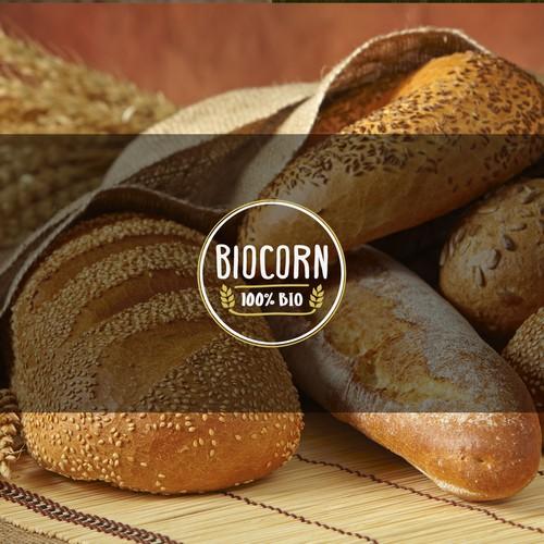 logo for organic Sb bakery / Logo für SB Bio Bäckerei