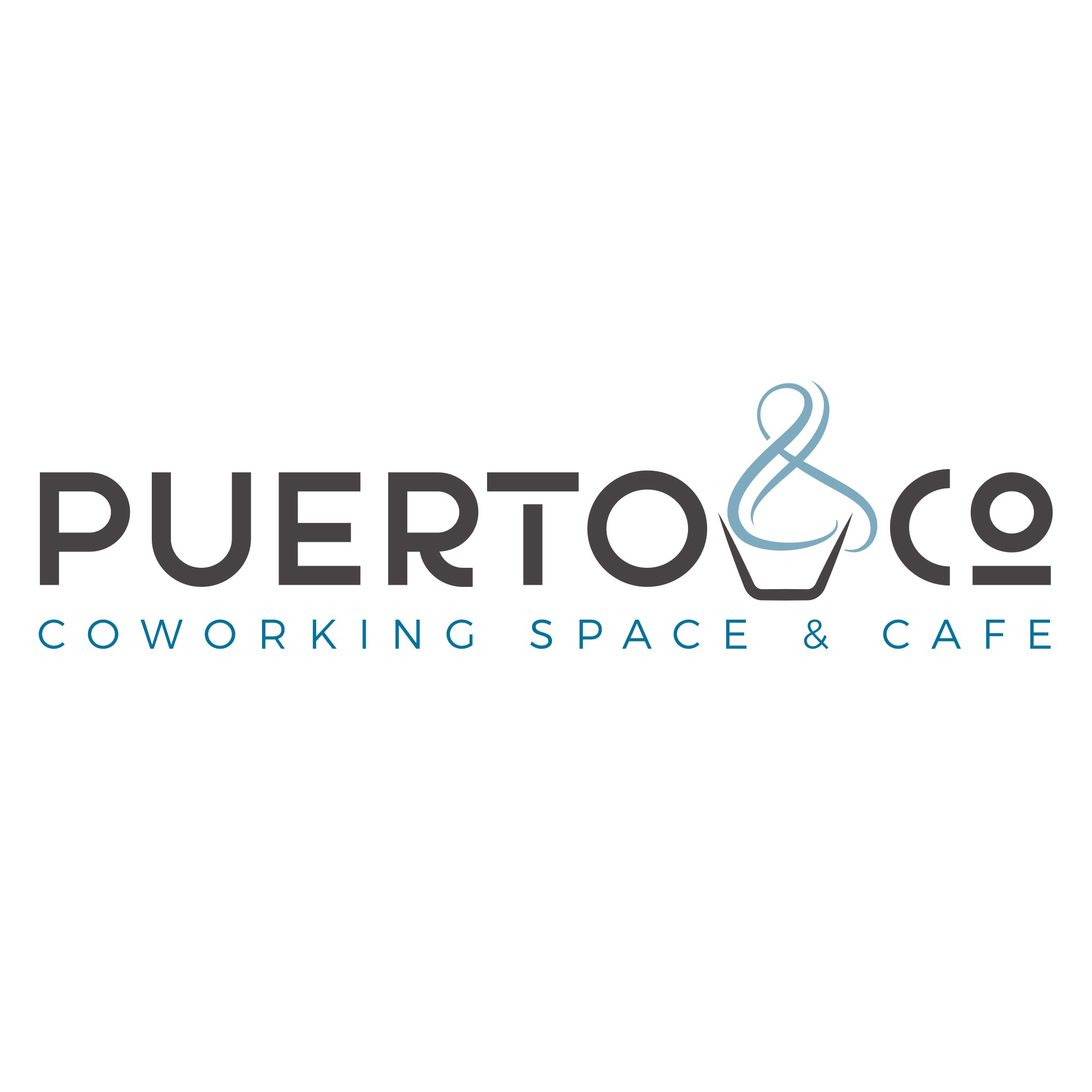 Design a Logo For a New Coworking Space & Cafe