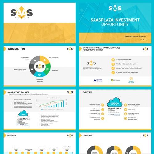 SAS Plaza Presentation Redesign