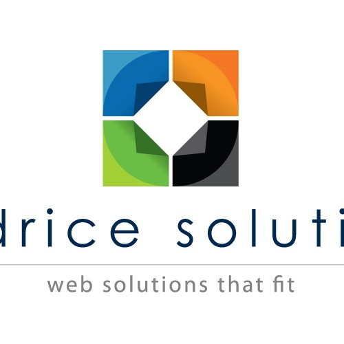 wildrice solutions is looking to rebrand - in need of a new logo