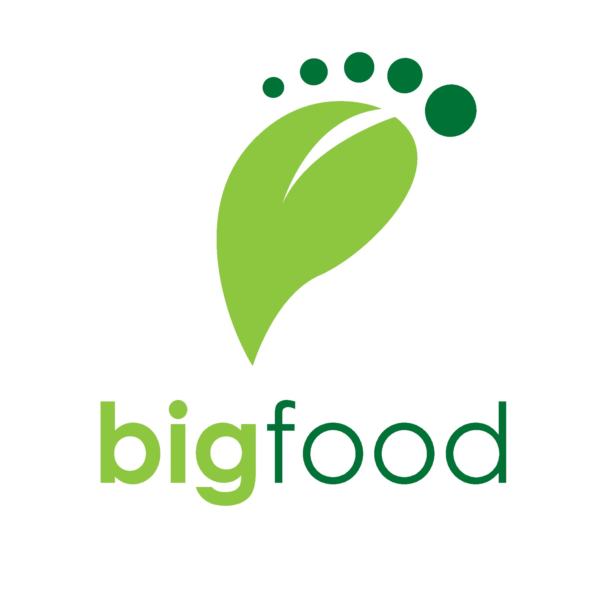Our BIGFOOD initiative needs a great logo! Simple. Modern.