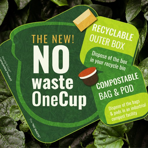 Compostable Product Graphic