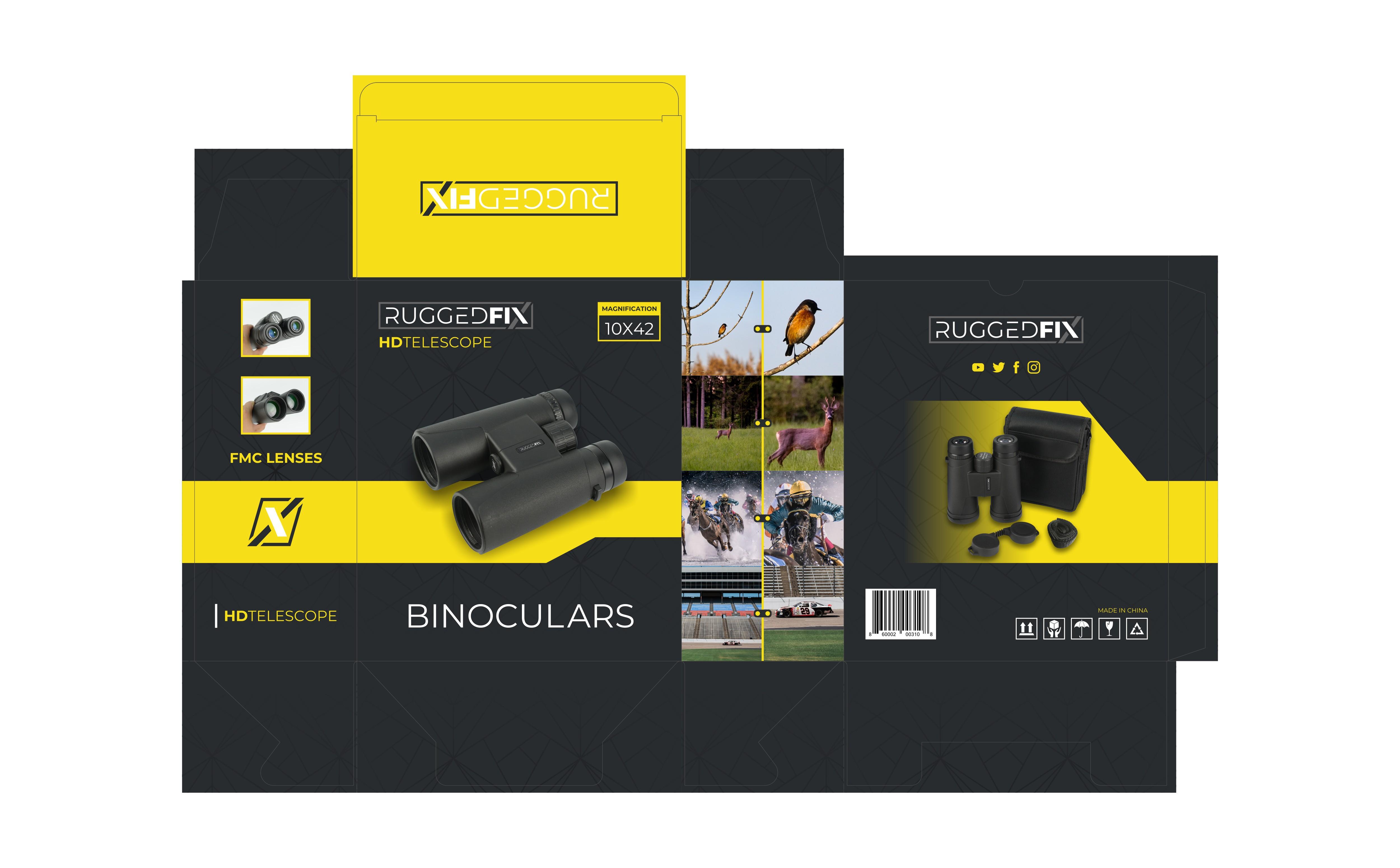 RuggedFix box packaging