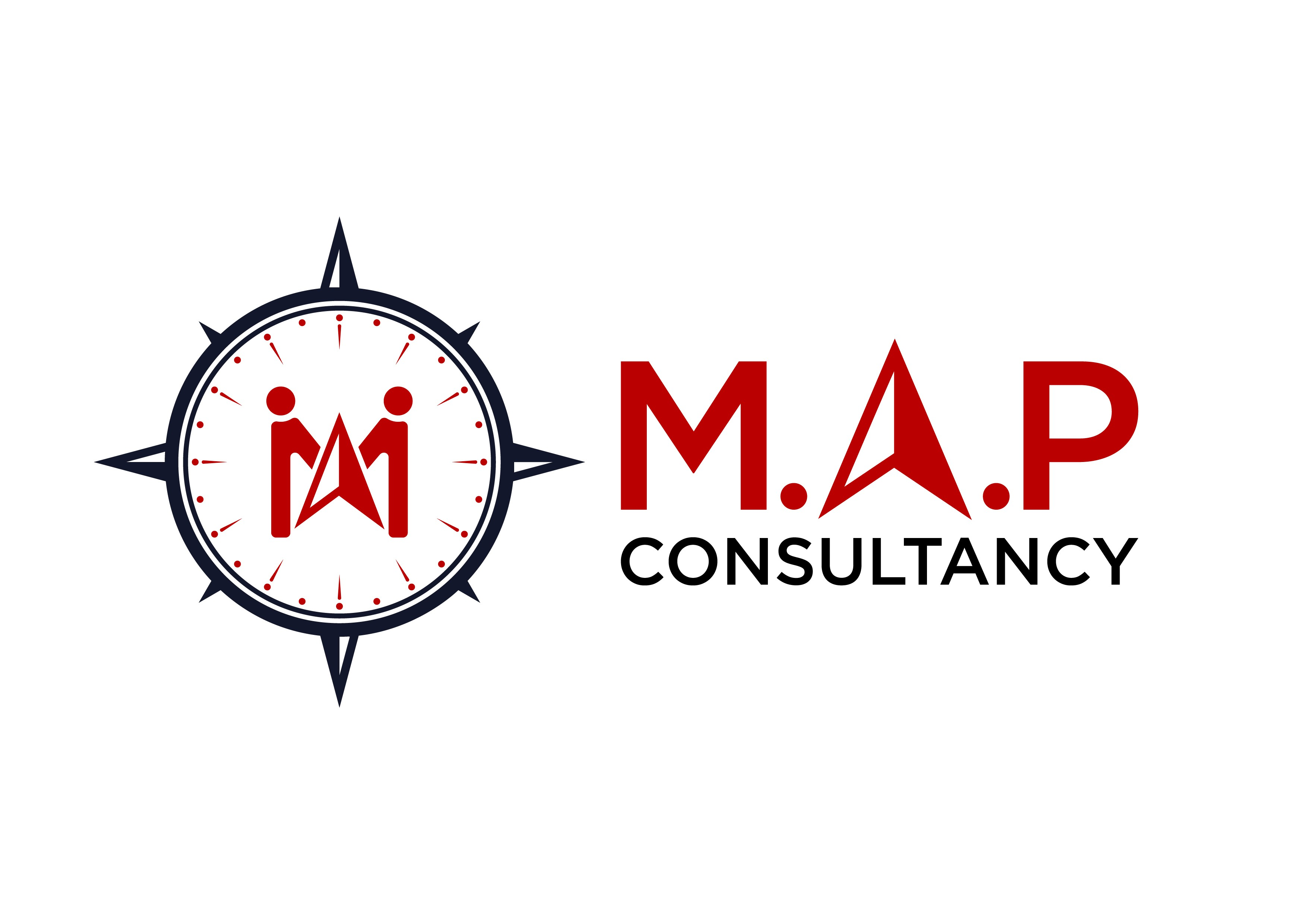 Please help me create the logo that can put my consultancy on the MAP