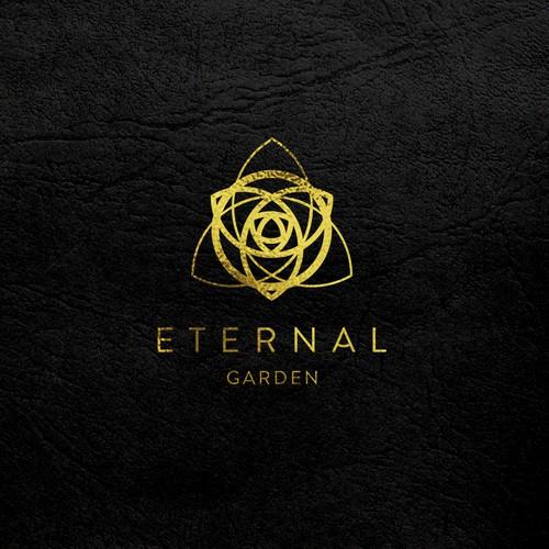 Eternal Garden logo design