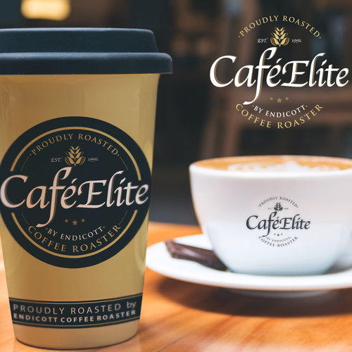 cafe brand