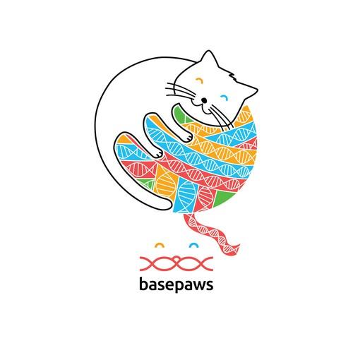 Basepaws tshirt concept