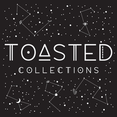 Magical illustration for Toasted Collections