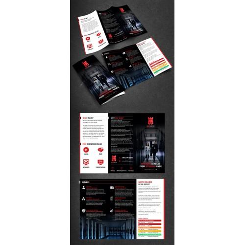 Red Siege Marketing Brochure