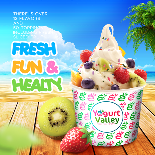 Yoghurt Valley