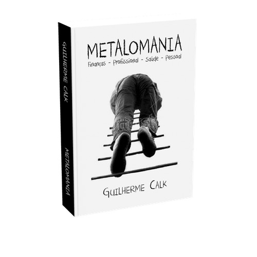Book Cover For METALOMANIA
