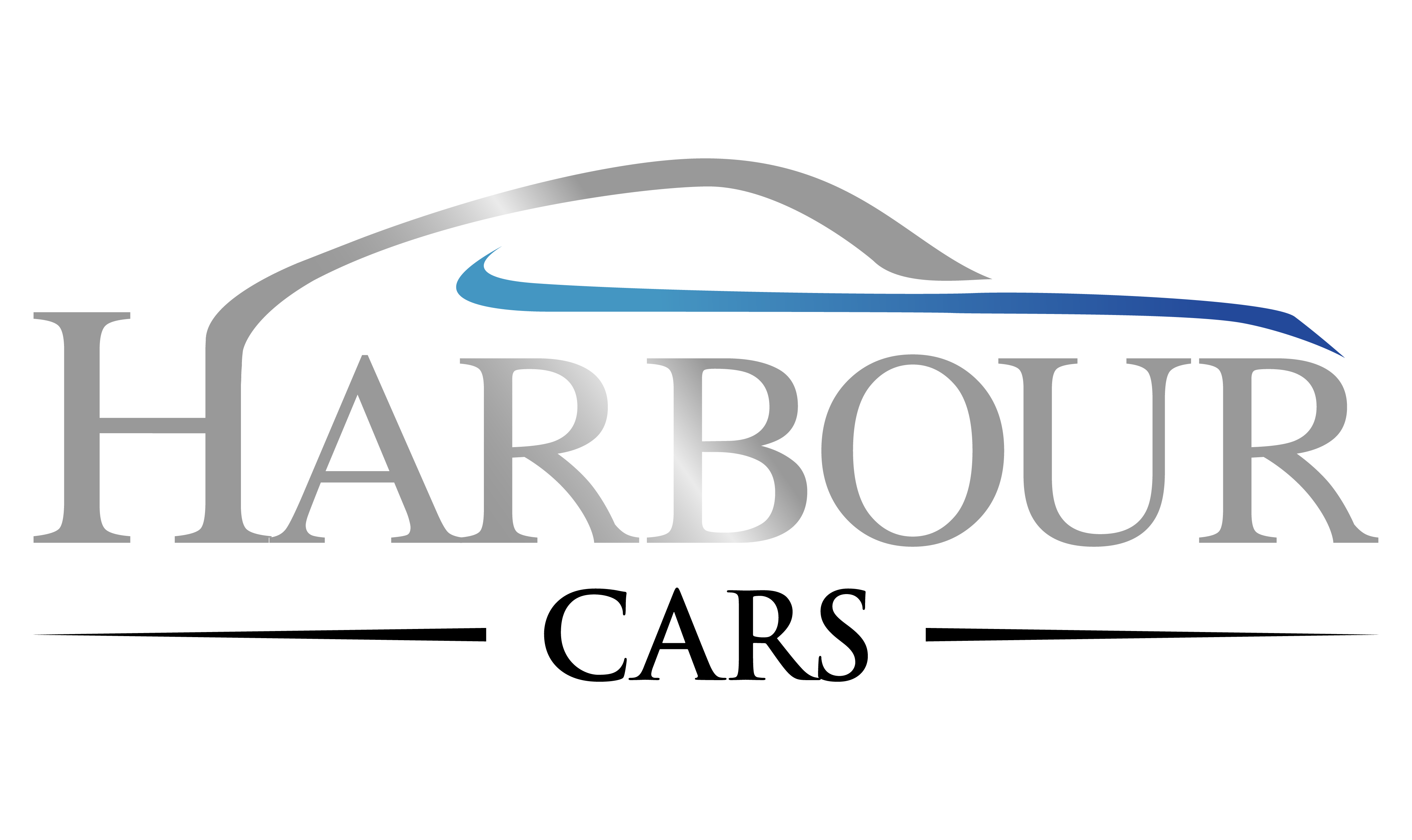 Harbour Cars - Suppliers of the finest used Porsche & Mercedes-Benz need the ultimate logo.