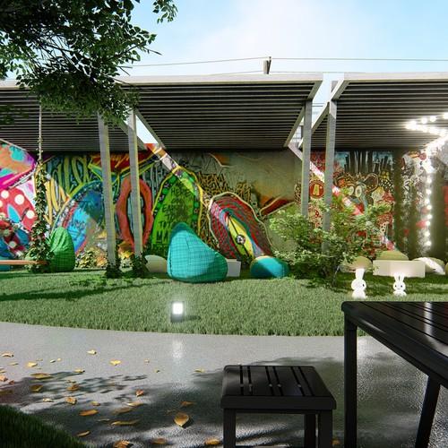Society X Garden