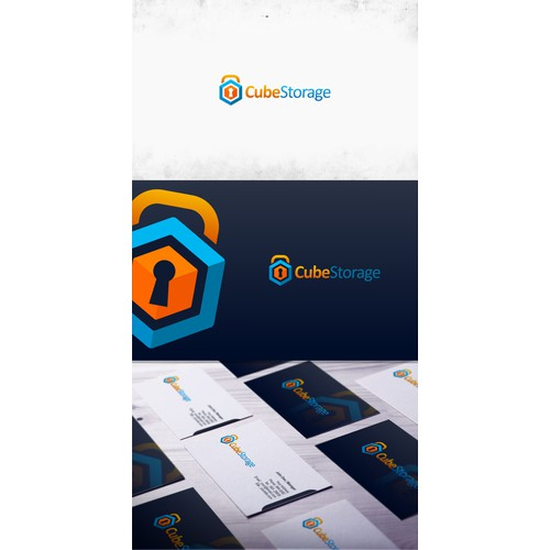 Create a logo for a 24 hour access, computerized, self storage business.
