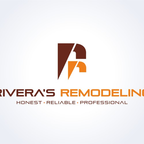 Create the next logo for Rivera's Remodeling