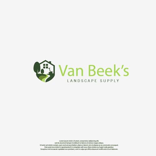 Van Beek's Logo
