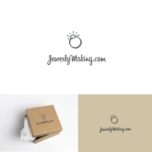 Handmade Jewerly Logo
