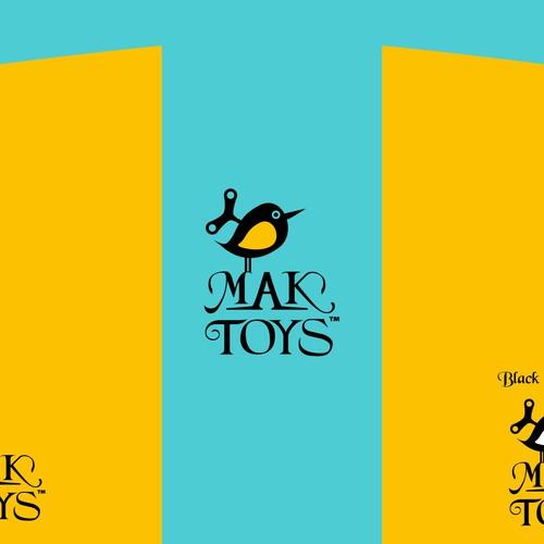 MAK Toys needs a new logo