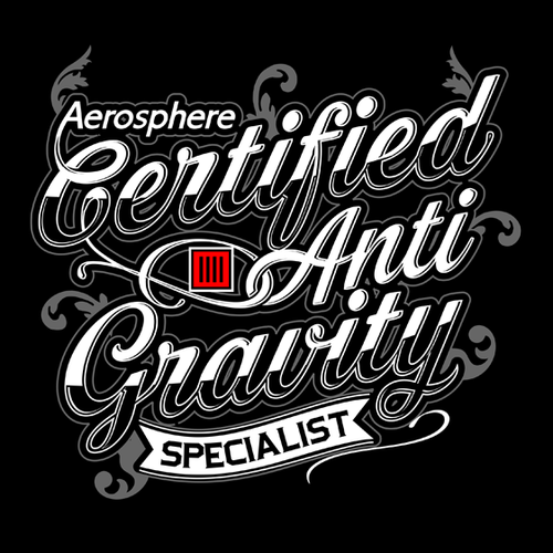 AEROSPHERE IIII Aviation Brand: T-shirt Design