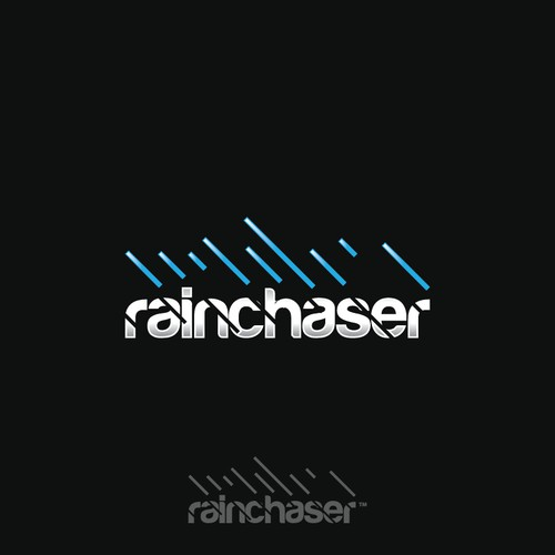 logo design for Rainchaser