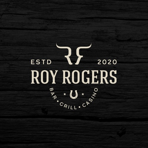 Logo for Roy Rogers - Bar, Grill and Casino