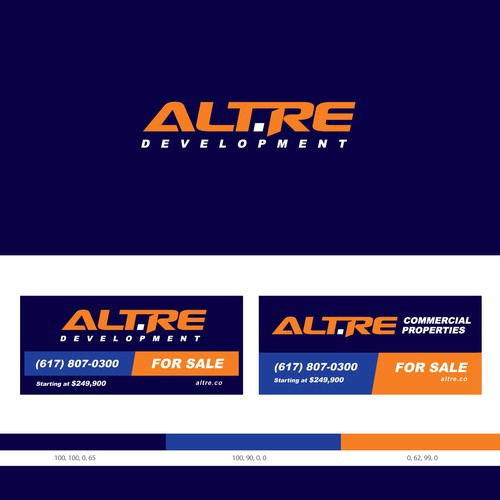 Alt.Re - design for AWESOME Real Estate Company