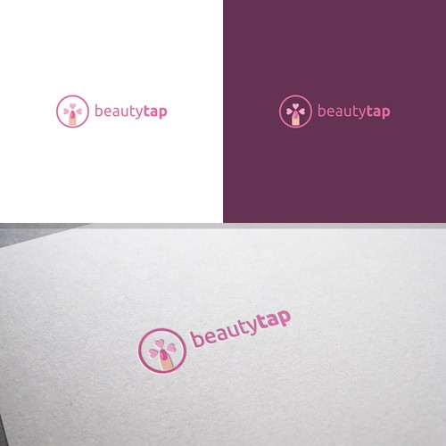 logo concept for Beautytap
