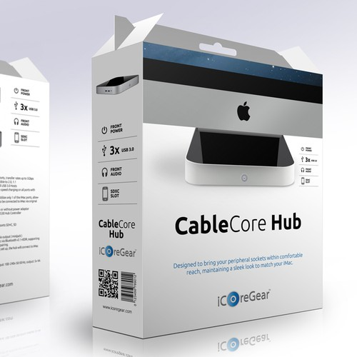Package Design: Cable Core Hub