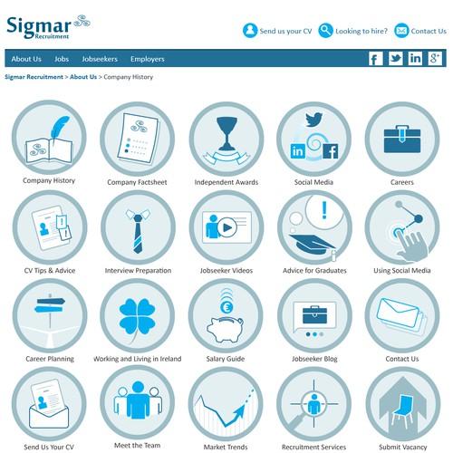 Sigmar Icon set