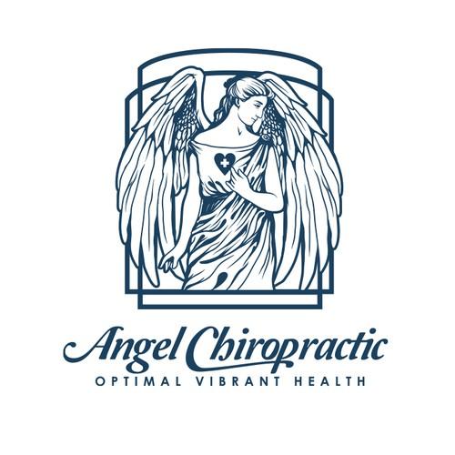 Classic Angel Logo