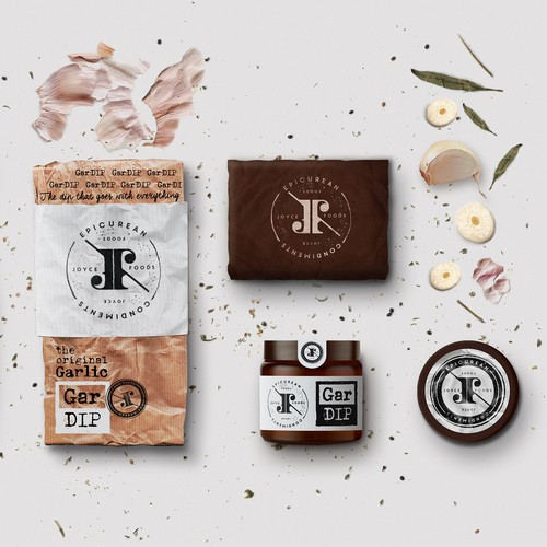 Joyce Foods Branding