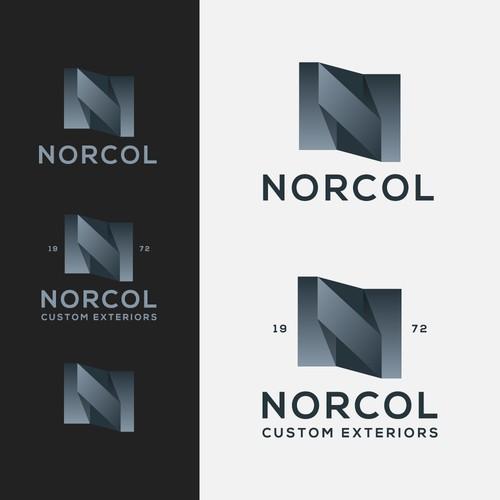 NORCOL - Logo Design