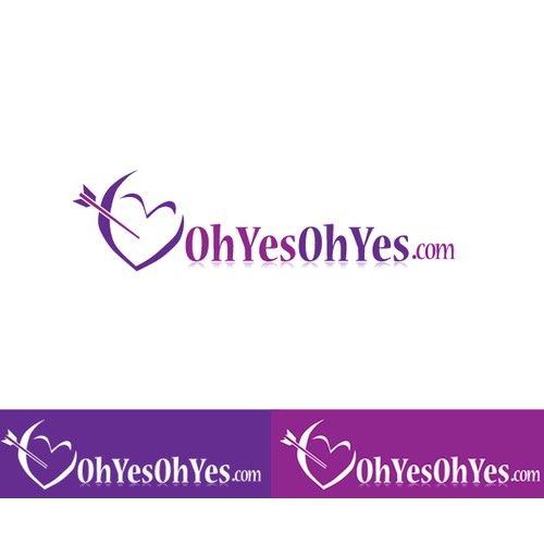 OhYesOhYes.com Logo Concept