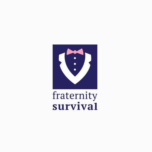 Preppie Concept for Fraternity Survival Brand