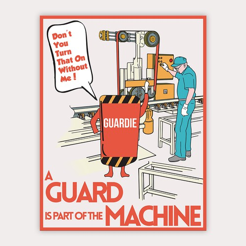 Create a Compelling Poster to Keep Employees Safe