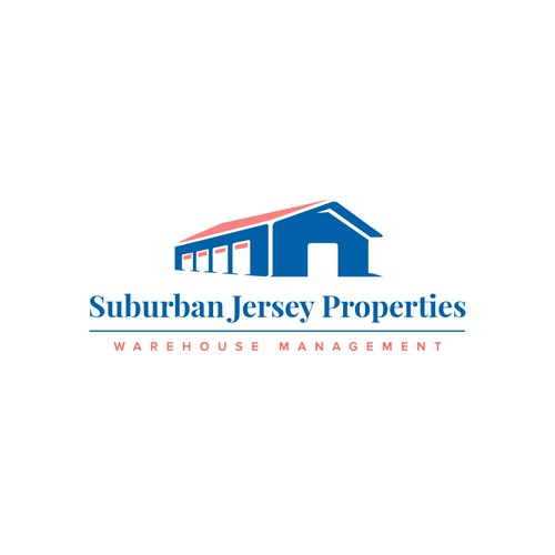 Warehouse management logo