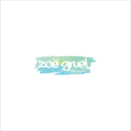 logo for zoe gruel