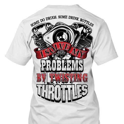 Twisting My Throttles