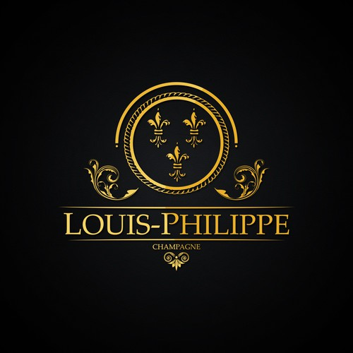 Logo concept Louis-Phillipe