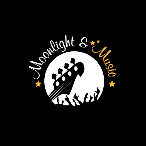 A Pop logo for Moonlight & Music