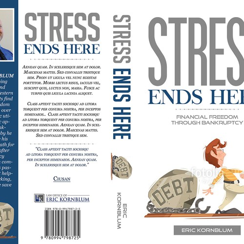Bankruptcy book cover