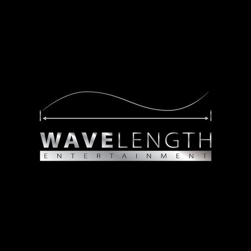 Logo concept for - WAVE LENGTH Entertainment