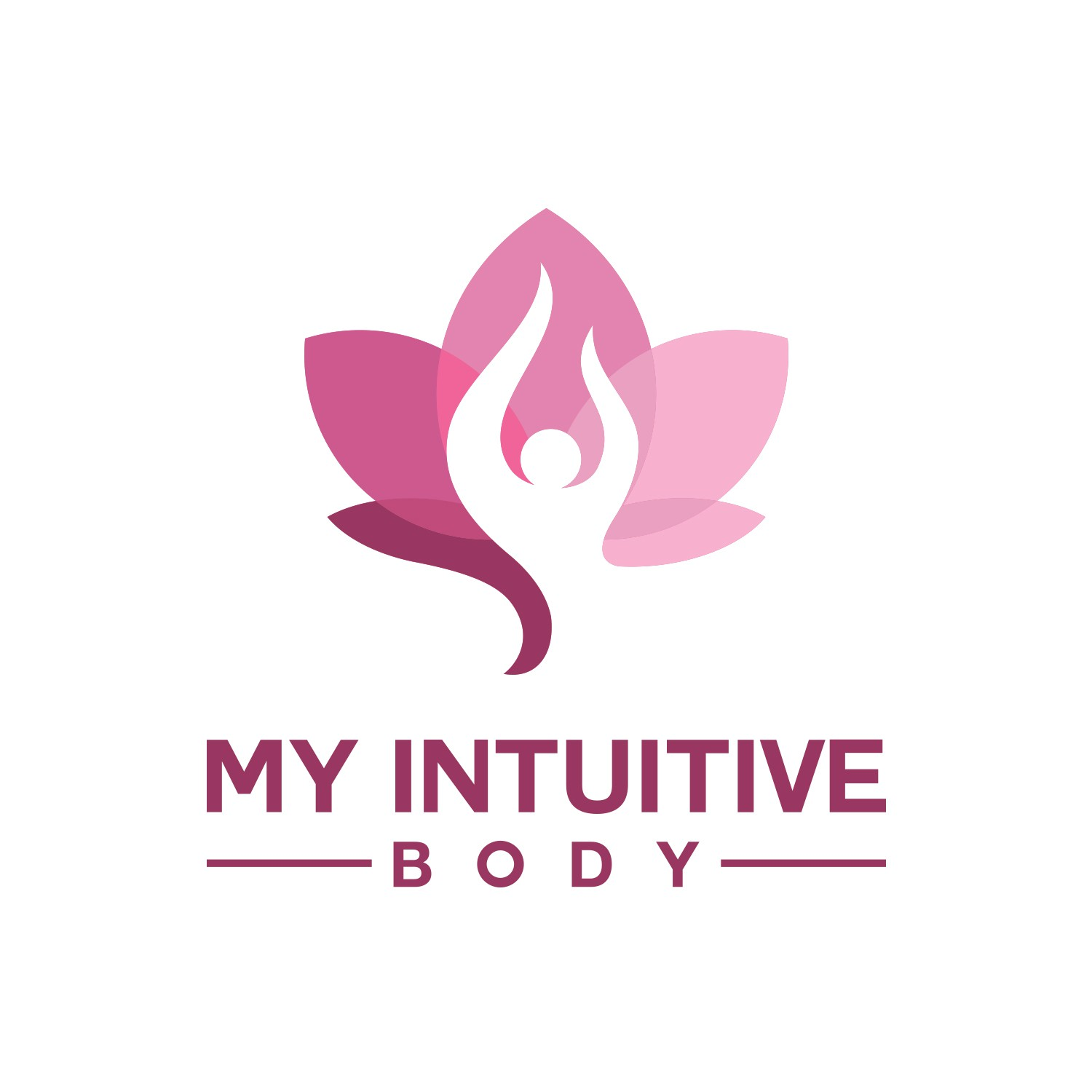 Design a logo for intuitive healing practictioner