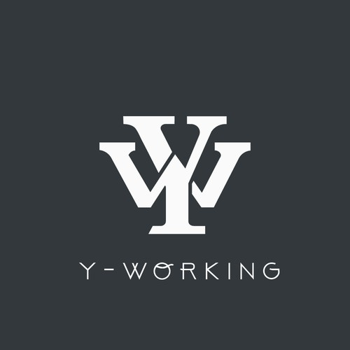 LOGO FOR Y-WORKING BUSINESS LOGO