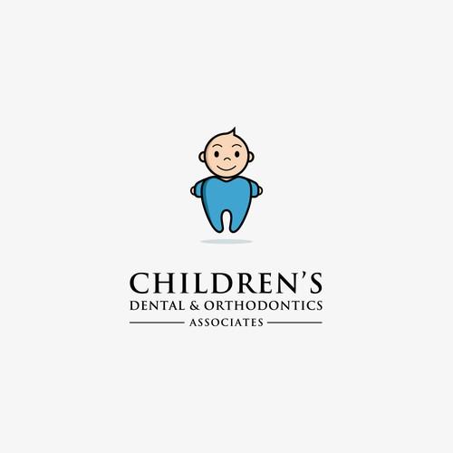 Dental logo for children