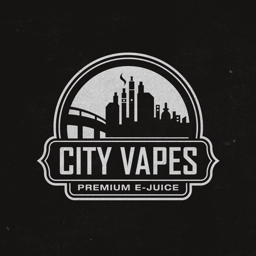 Logo design for premium e-juice