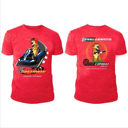 Kids t-shirt for members