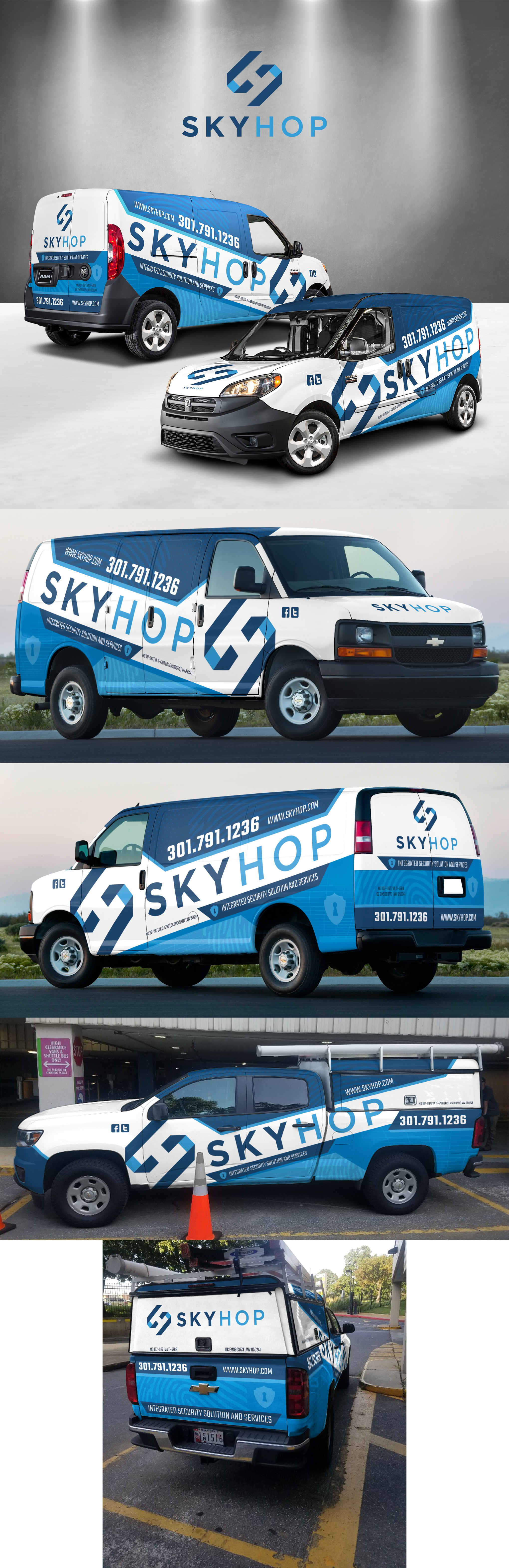 Skyhop Fleet Design