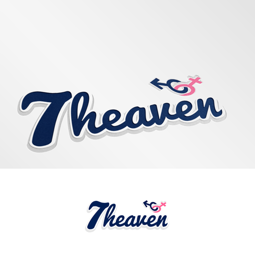 Logo concept for sex toy producing company.
