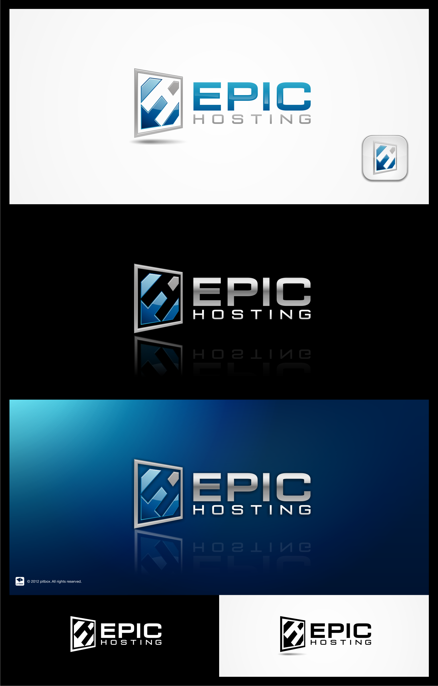 Help Epic Hosting with a new logo
